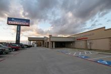 Emergency Room - St. Luke's Health - Huntsville, TX